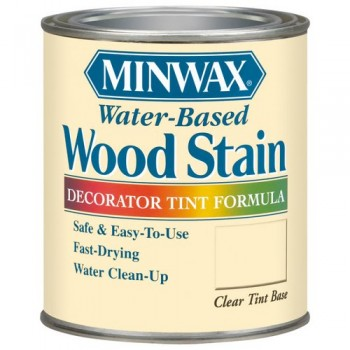 Minwax Water stain
